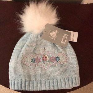 ❄️❄️Disney Elsa Frozen knit hat